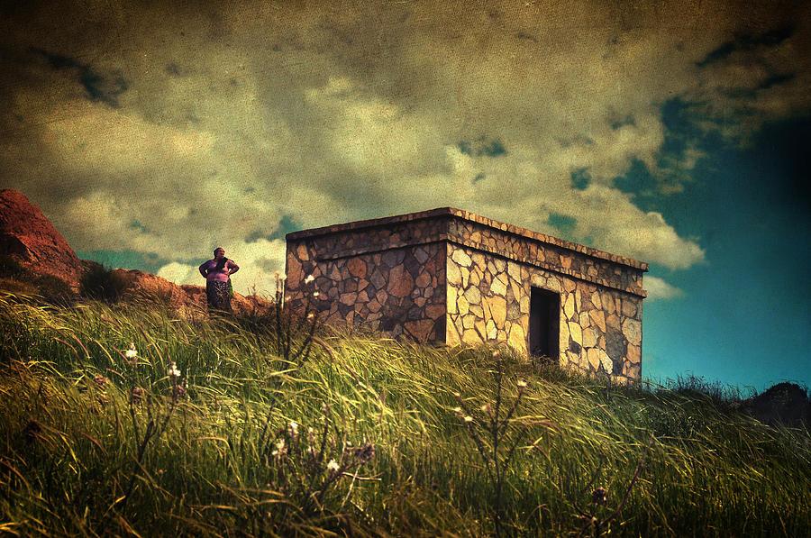 Sky Photograph - Under Dreamskies by Taylan Apukovska