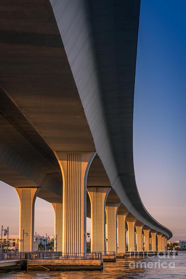 Under the Bridge by Jola Martysz