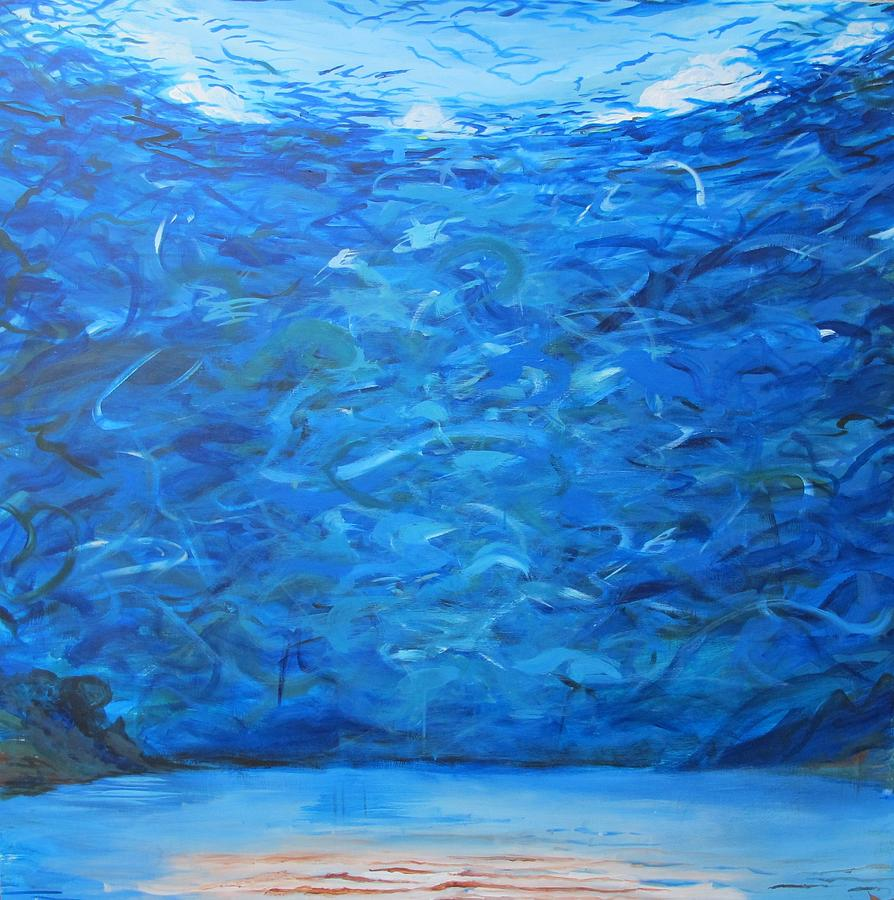 Under The Sea Painting by John Hopson