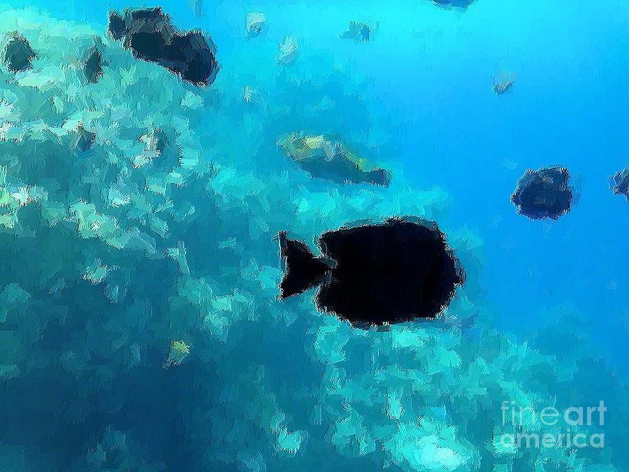 underwater 13 by Duygu Kivanc