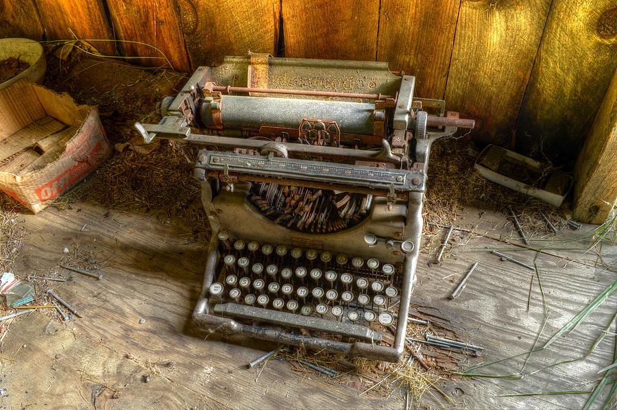 dating mijn Underwood schrijfmachine eenvoudige aansluiting aanmelden