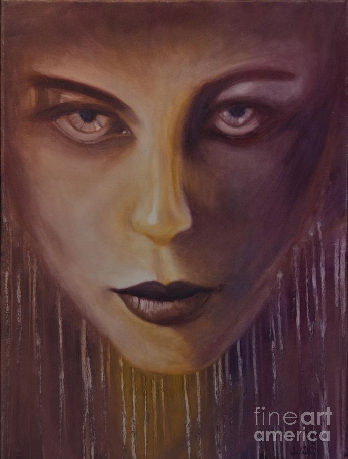 Face Painting - Underworld by Juliet Sarah Marx