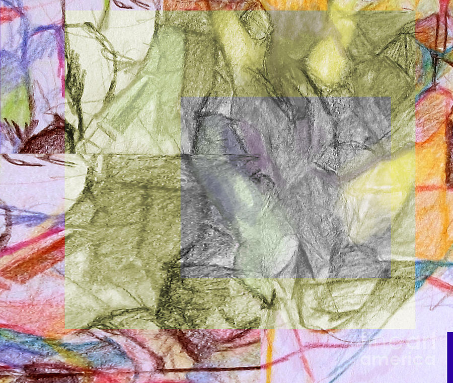 Torah Digital Art - You Saw No Picture 5 by David Baruch Wolk