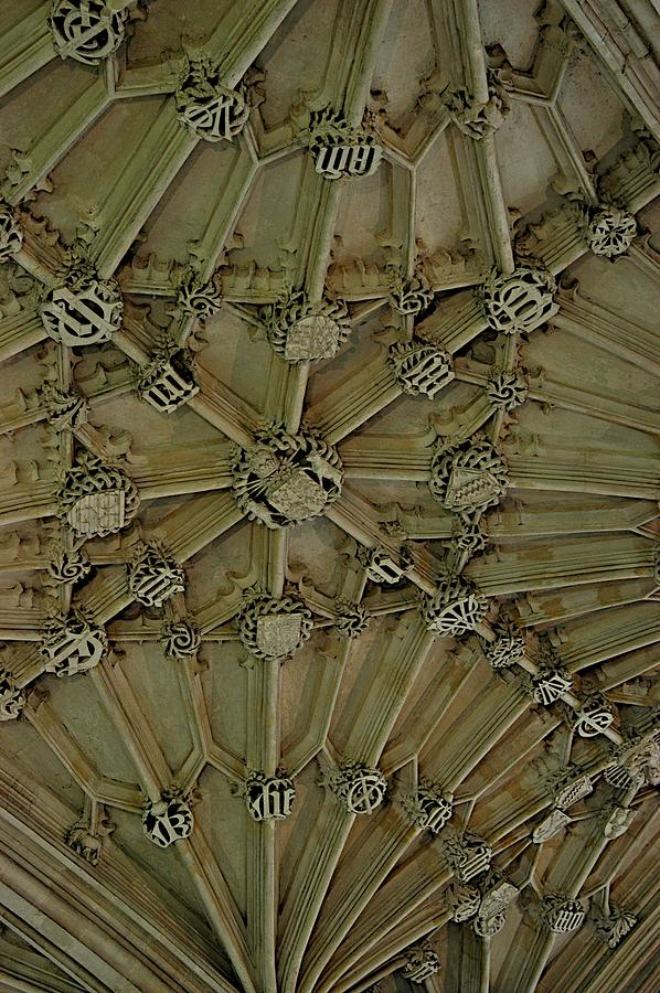 Ceiling Photograph - Unfinished Business by Joseph Yarbrough