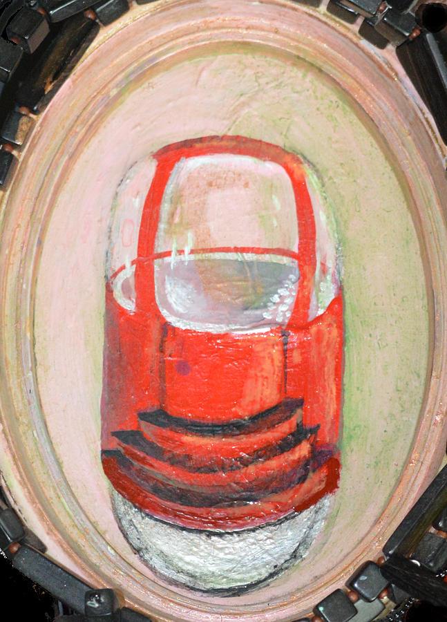 Unicar Painting by Nancy Mauerman