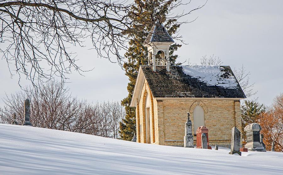 Union Cemetery Chapel Photograph