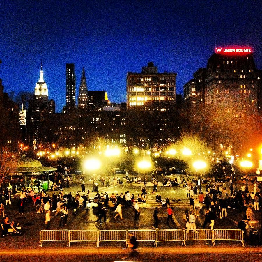 Union Square Photograph by Scott Snizek