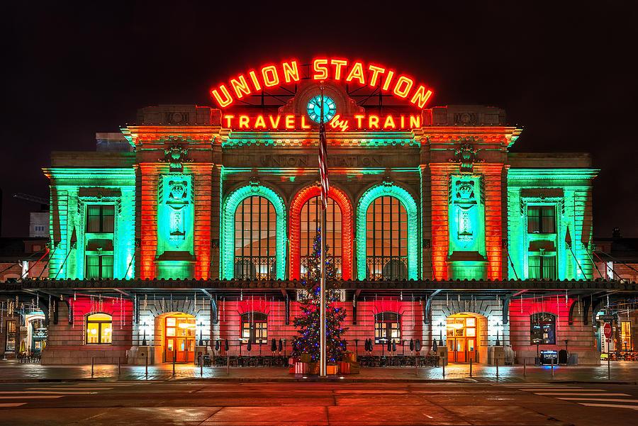 Union Station Photograph