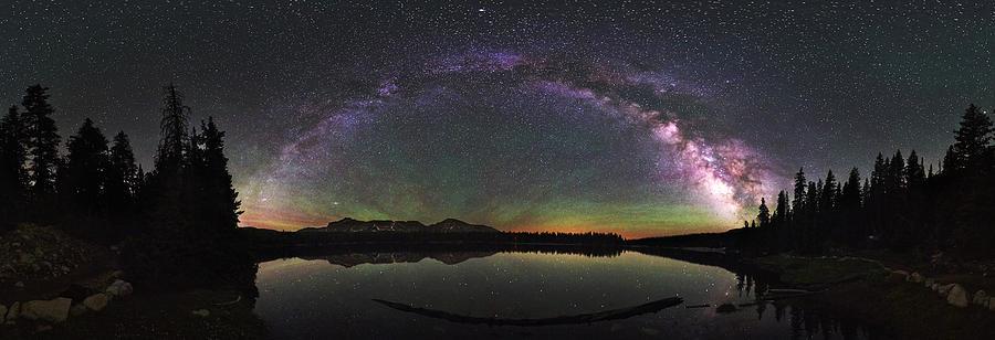 Unitas Photograph - Unitas Milky Way by Andrew Fritz