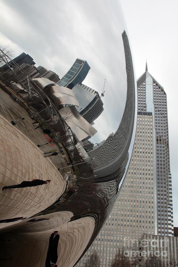 Architecture Photograph - Unititled Chicago by Joe Fantauzzi