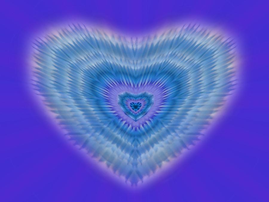 Universal Love Digital Art
