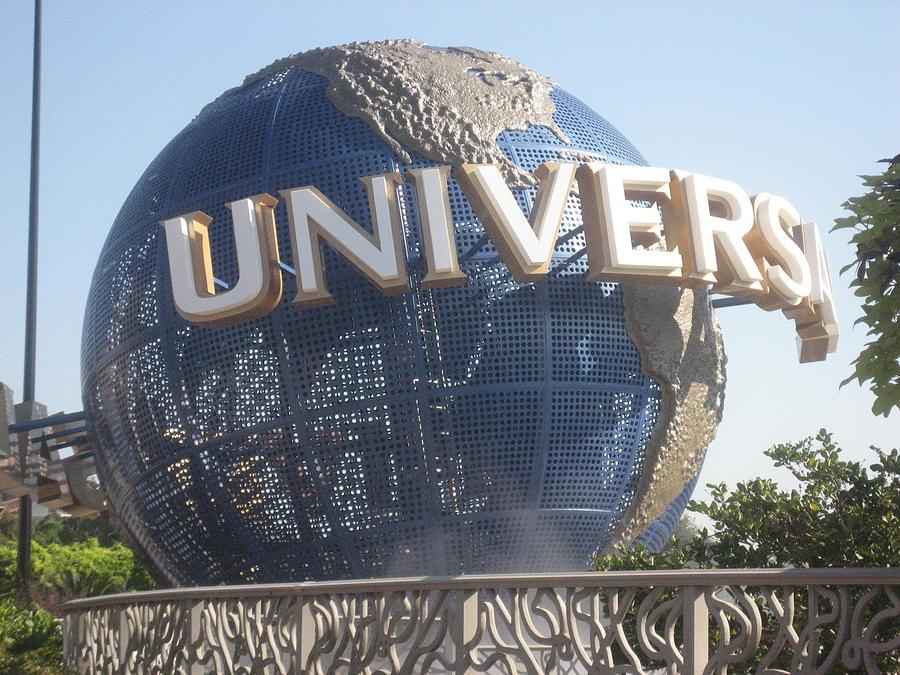 Universal Photograph - Universal Orlando Resort - 12125 by DC Photographer