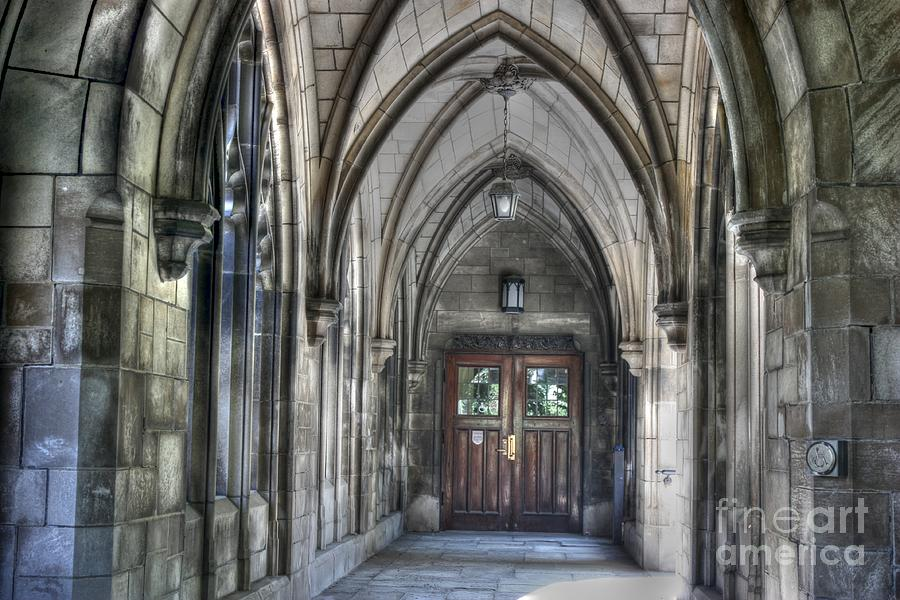 University Of Chicago Photograph - University Of Chicago by David Bearden
