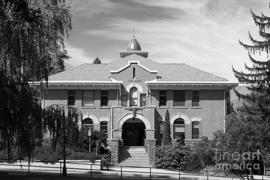 Charming Idaho Photograph   University Of Idaho Art And Architecture By University  Icons