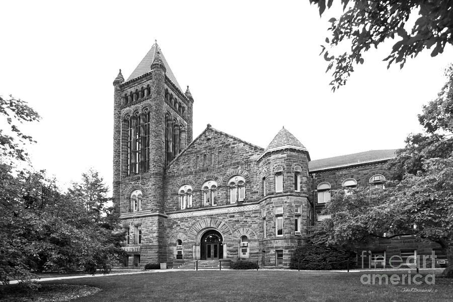 Altgeld Hall Photograph - University Of Illinois Altgeld Hall by University Icons