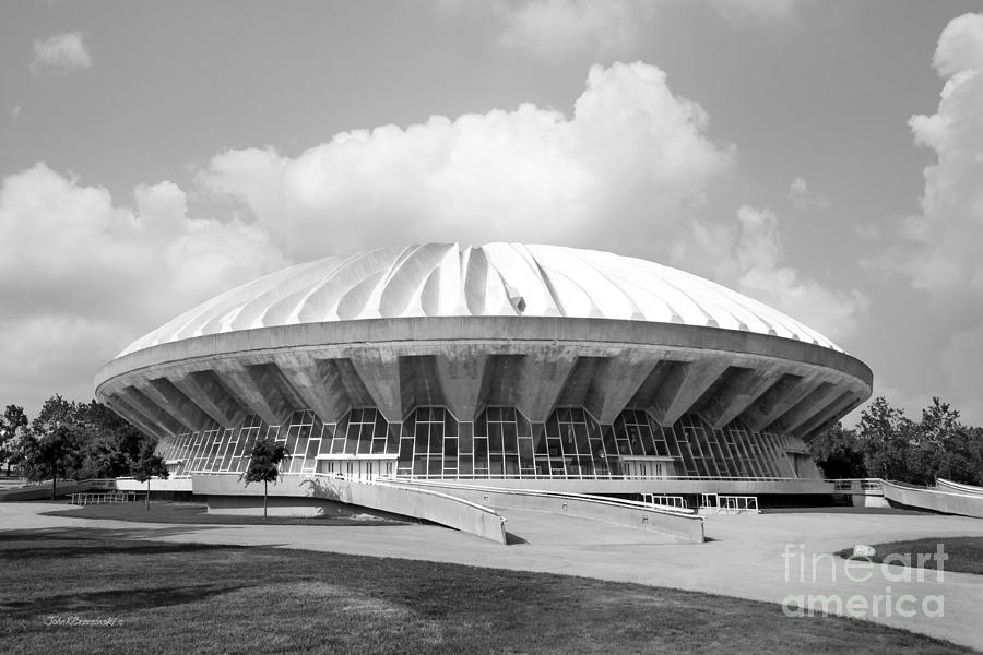 American Photograph - University Of Illinois Assembly Hall by University Icons