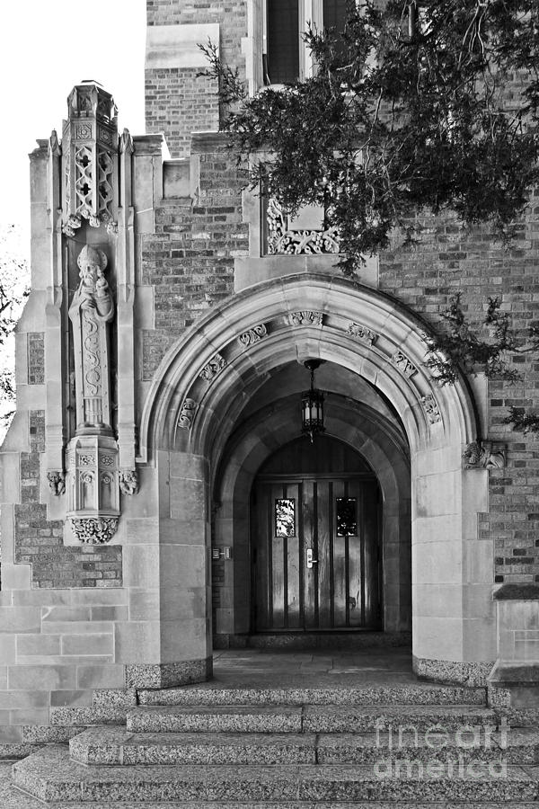 Big East Conference Photograph - University Of Notre Dame by University Icons
