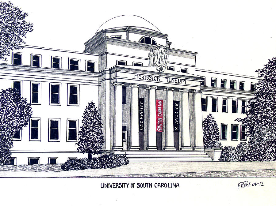 University Of South Carolina Online Tour