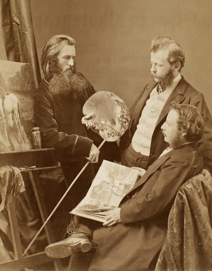 19th Century Photograph - Unknown Artists by Granger