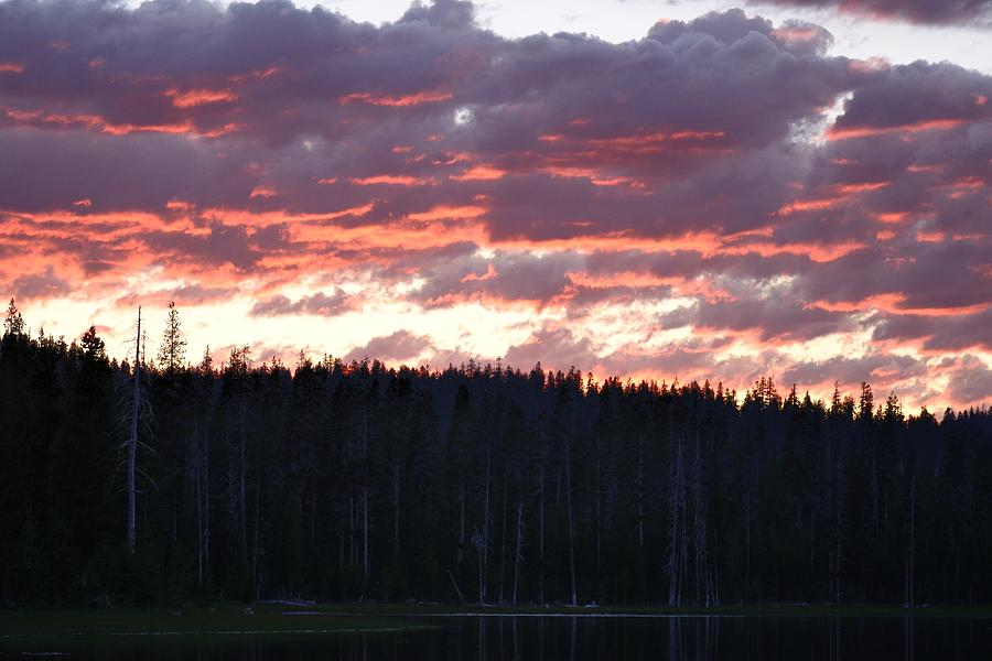 Landscape Photograph - Unnamed Sunset I by Rich Rauenzahn