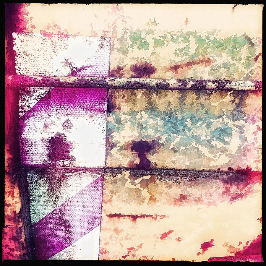 Garbage Photograph - Unsinkable Eye Test by Ole Klintebaek