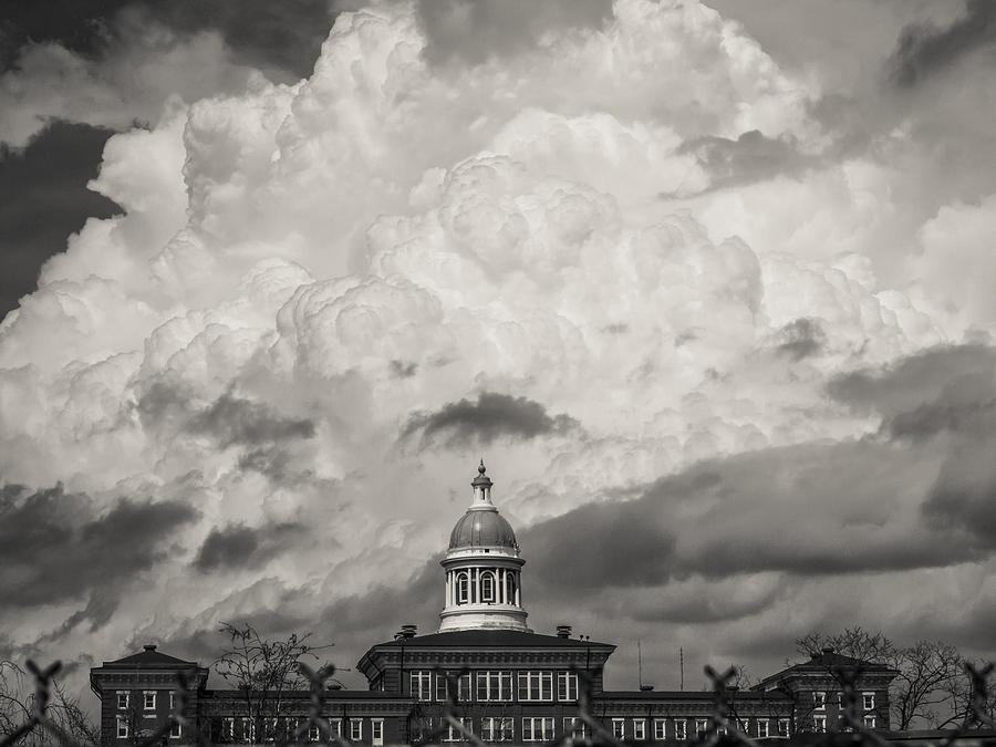 St. Louis Photograph - Unstable by Scott Rackers