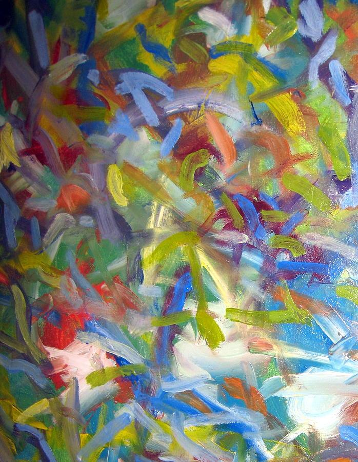 Landscape Painting - Untitled #1 by Steven Miller