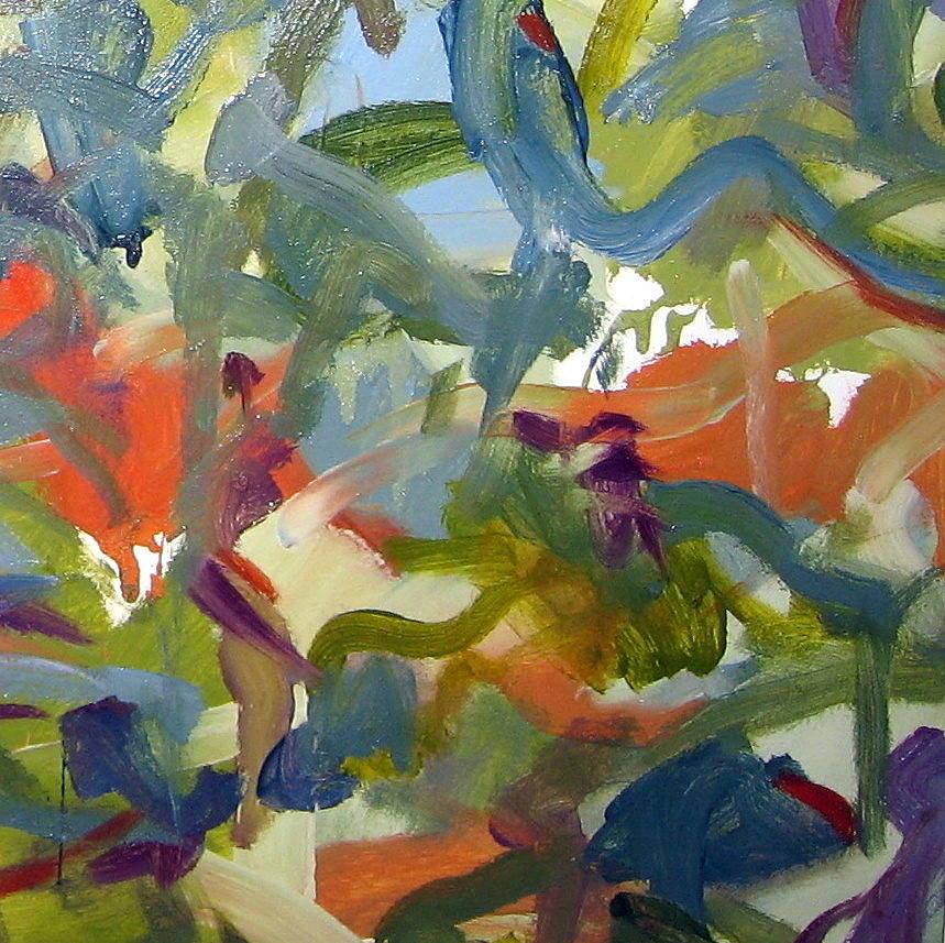 Landscape Painting - Untitled #24 by Steven Miller