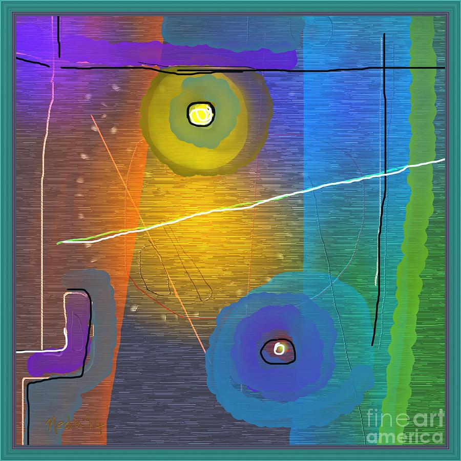 Untitled 313 Painting by Nedunseralathan R