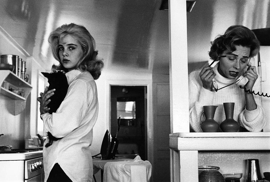Vogue June 1st, 1962 Photograph by Bert Stern