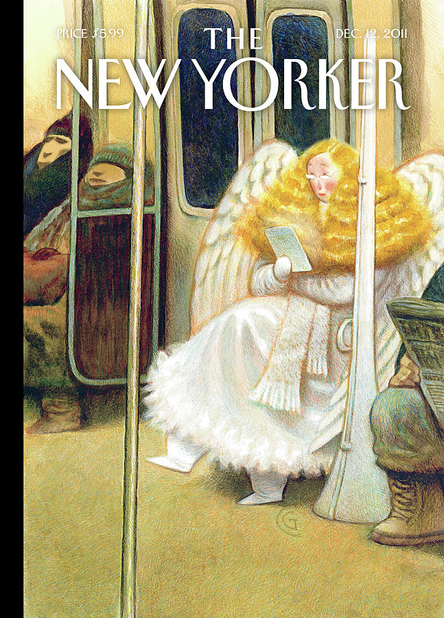 New Yorker December 12th, 2011 Painting by Carter Goodrich