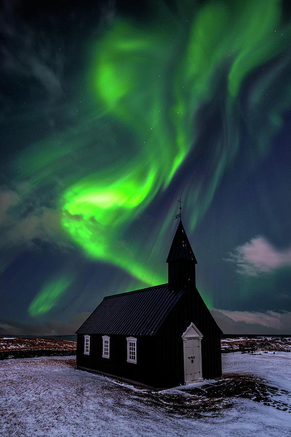 Iceland Photograph - Untitled by David Mart?n Cast?n