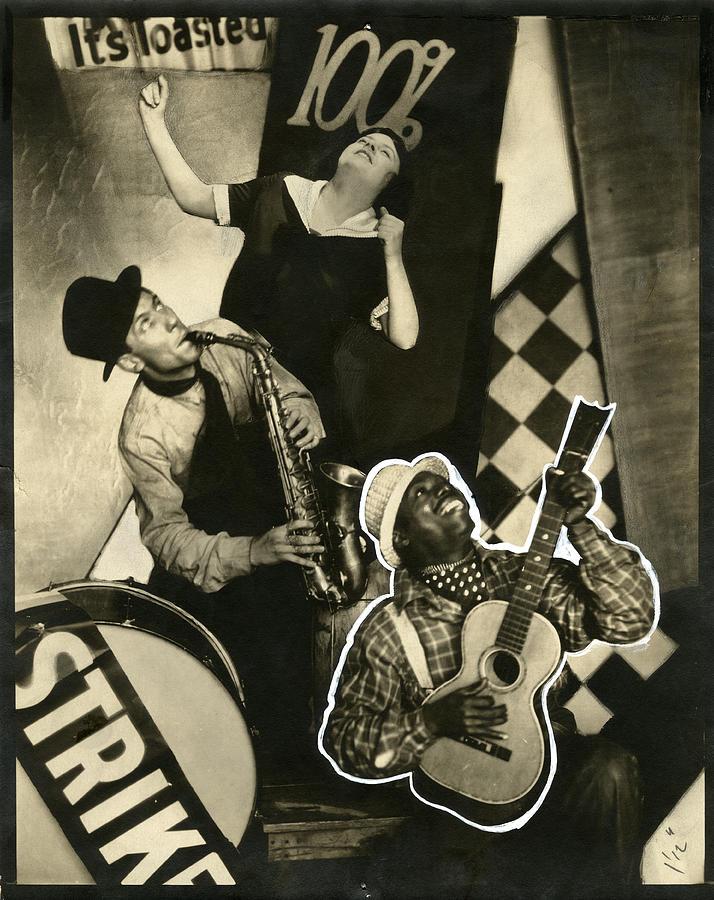 Vanity Fair April 1st, 1925 Photograph by Edward Steichen