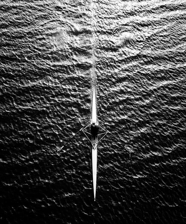 Row Photograph - Untitled by Friedhelm Hardekopf