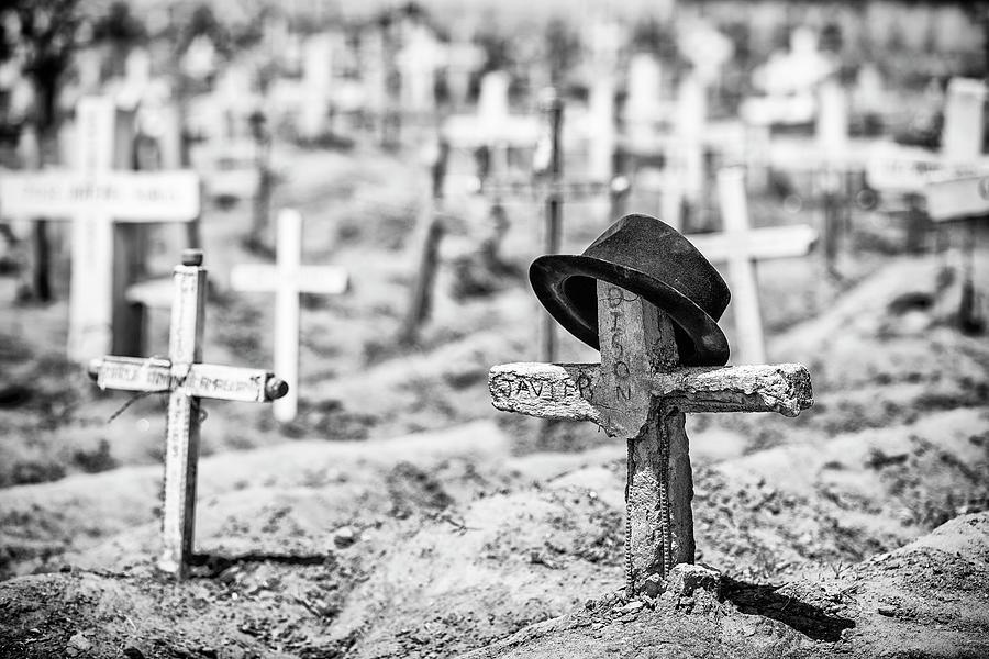 Graveyard Photograph - Untitled by Goran Jovic