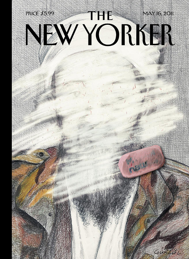 New Yorker May 16th, 2011 Painting by Gurbuz Dogan Eksioglu