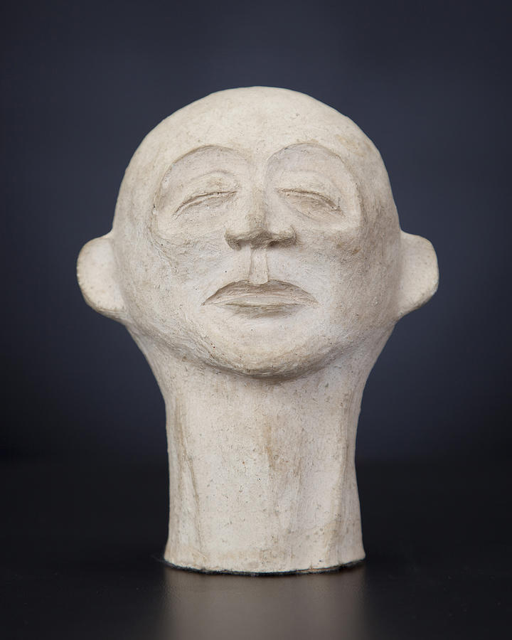 Ceramic Sculpture Sculpture - Untitled II by Tom Wright