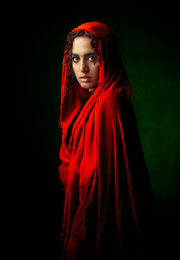 Woman Photograph - Untitled by Mehdi Mokhtari