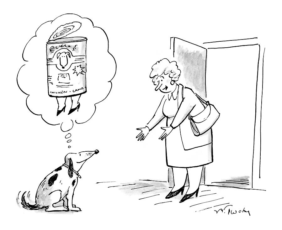 New Yorker January 10th, 2005 Drawing by Mike Twohy