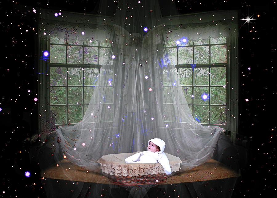 Unto Us A Child Is Born Photograph by Paula Ayers