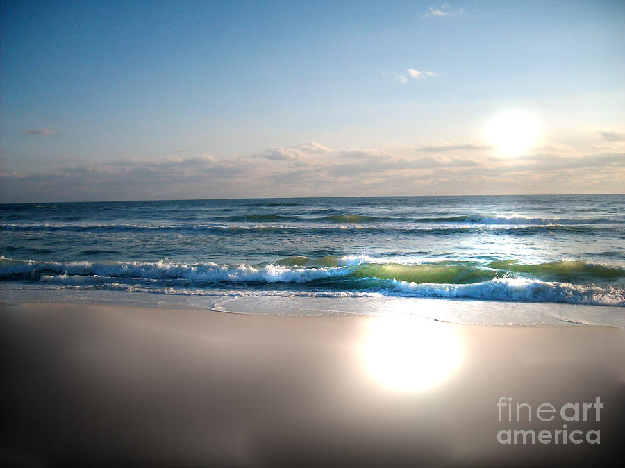Florida Beach Photograph - Untouched by Jeffery Fagan