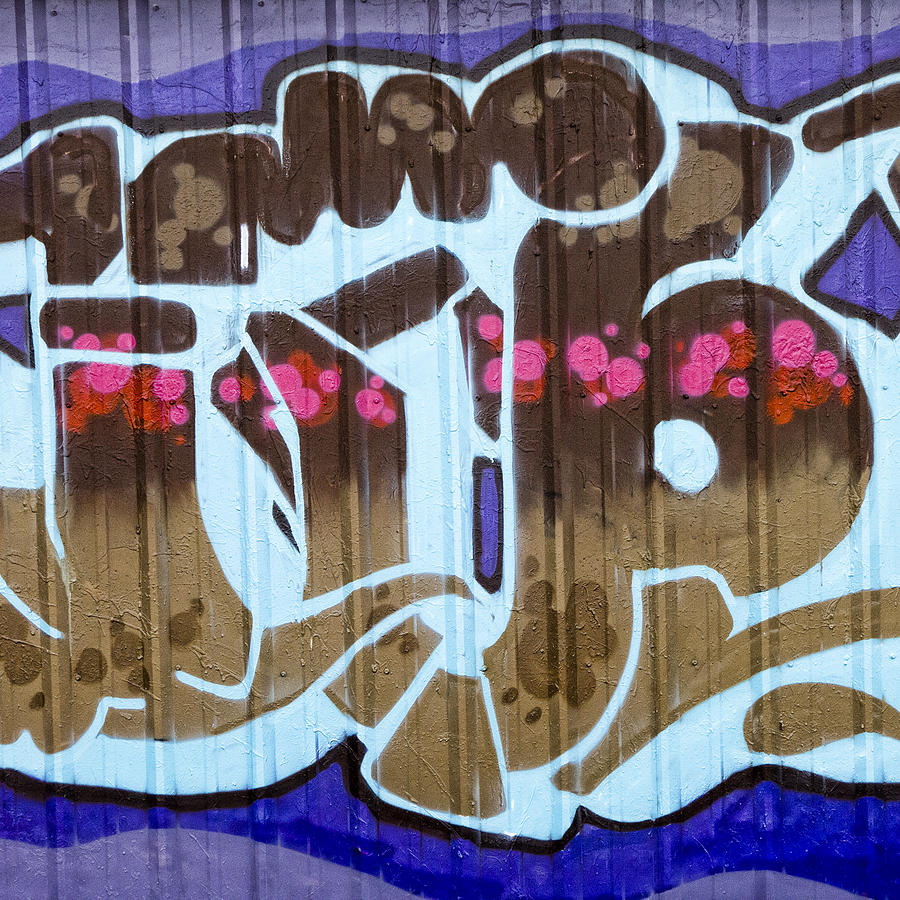 Graffiti Photograph - Up by Carol Leigh