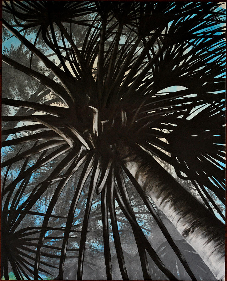 Up the Palm by Scott Robinson