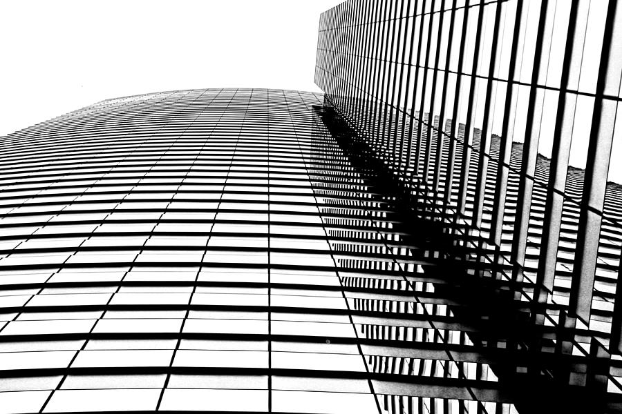 Building  Photograph - Up Up And Away by Tammy Espino