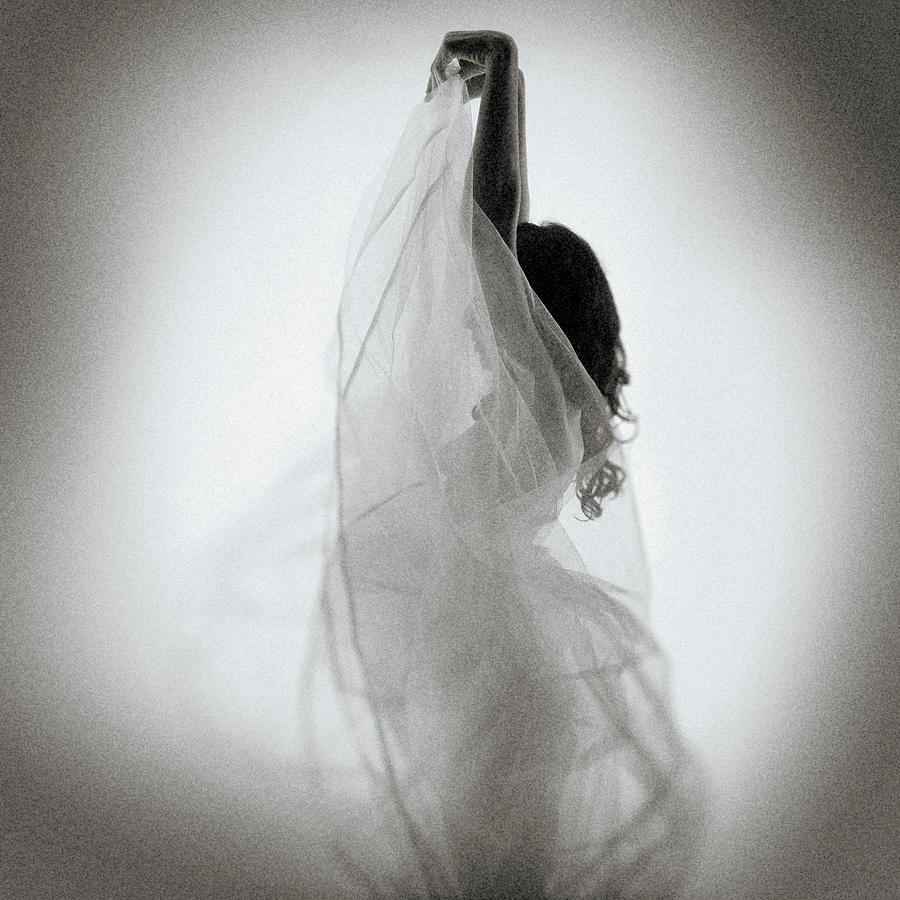 Woman Photograph - Uplift by Mel Brackstone
