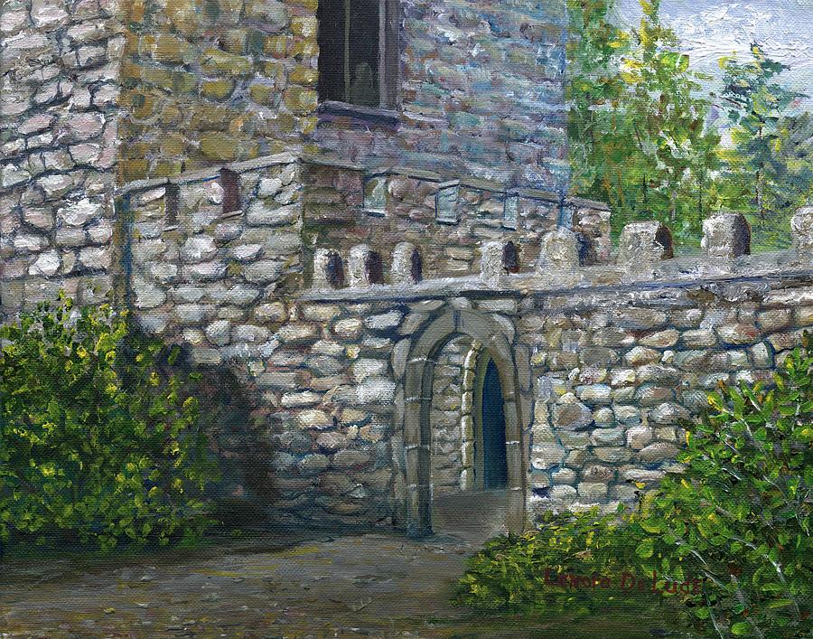 Upton Castle Gardens by Lenora  De Lude