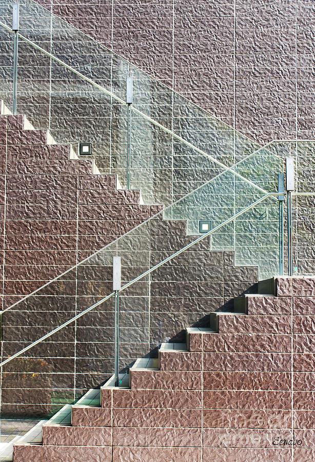 Urban Abstract by Eena Bo