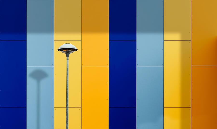 Urban Photograph - Urban Colors by Alfonso Novillo