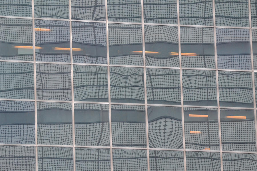 Abstract Photograph - Urban Op by Bill Mock