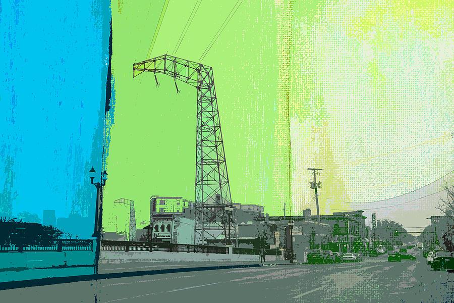 Collage Photograph - Urban Pop Art by Susan Stone
